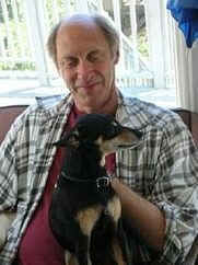 Author photo. Amazon author page.