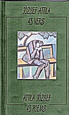 43 Poems by Attila Jozsef