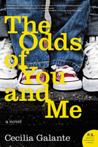 The Odds of You and Me: A Novel by Cecilia…