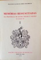 Memórias ressuscitadas da Província de…