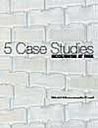 5 case studies : modernism at risk