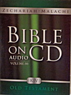 Bible on Audio CD, Vol. 56 Zechariah and…