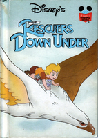 Disney's The Rescuers Down Under by The Walt…