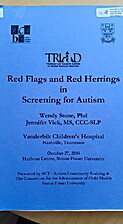Red Flags and Red Herrings in Screening for…