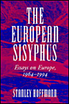 the european sisyphus: essays on europe,…