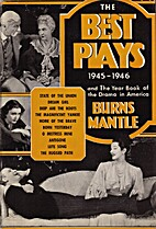 The Best Plays of 1945-1946 by Burns Mantle