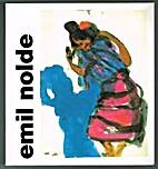Emil Nolde, aquarelle und zeichnungen