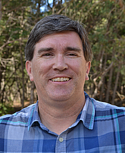 Author photo. Geoff Habiger author photo