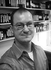 Author photo. Ulrich Becker