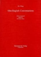 Sibe-English conversations by Ning Jin