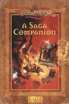 A Saga Companion by William W. Connors