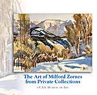 The art of Milford Zornes from private…