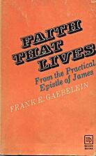 The practical Epistle of James;: Studies in…