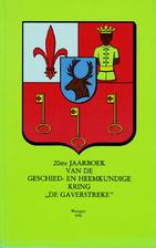 20ste Jaarboek van de Geschied- en…