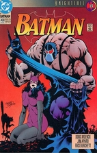 Batman # 498 by Doug Moench