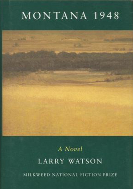 a look at the theme of maturity in montana 1948 by larry watson Montana 1948 essay montana 1948 essay maturity may come the main theme in montana is racism and how montana 1948, by larry watson is a novella that.