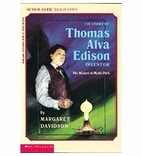 The Story Of Thomas Alva Edison by Margaret…