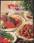 Heerlijke vleesgerechten by Anne Wilson