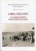 Libia 1922-1931 : Le operazioni militari…