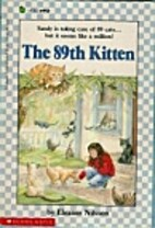 The 89th Kitten by Eleanor Nilsson