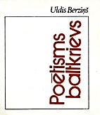 Poētisms baltkrievs : dzeja by Uldis…