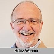 Author photo. Heinz Wanner