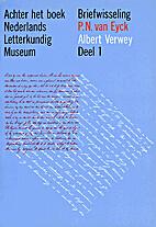 Achter het boek deel 23a. briefwisseling van…