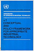 Conceptual and policy framework for…