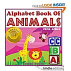 Alphabet Book of Animals from Africa - Easy…