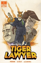 Tiger Lawyer #1 by Ryan Ferrier