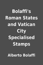 Bolaffi's Roman States and Vatican City…