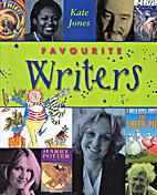 Favourite writers by Kate Jones