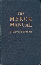 The Merck Manual 8th Edition by N. J. Rahway