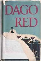 Dago Red by John Fante