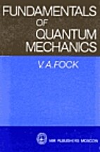 Fundamentals of Quantum Mechanics by…
