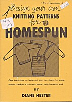 Designing your own knitting patterns for…