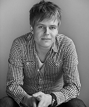 Author photo. Peter Zantingh (2011)