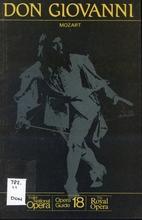 Don Giovanni [English National Opera Guide…