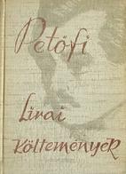 Lírai költemények by Sándor Petőfi