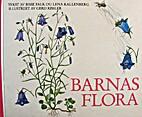 Barnas flora by Bisse Falk