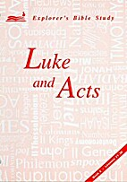 Luke & Acts Study Guide by Tom M. Constance