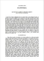 Ecatonfilea by Leon Battista Alberti