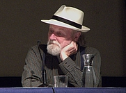Author photo. Cartoonist Gilbert Shelton at Comicfestival München 2013.