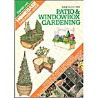 Patios and Window Boxes by David Papworth