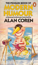 The Penguin Book of Modern Humour by Alan…