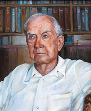 Author photo. Portrait by <a href=&quot;http://www.grahamgreenebt.org/index.php&quot;>Margaret Woods</a>