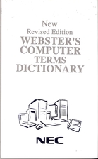 Webster's Computer Terms Dictionary : With…