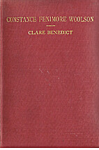Constance Fenimore Woolson by Clare Benedict