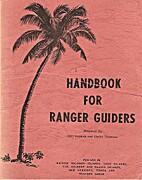 Handbook for ranger guiders for use in…