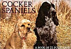 Cocker Spaniels: A Book of 21 Postcards by…